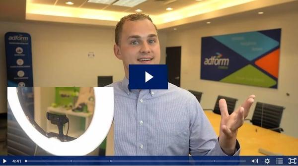 Adform Creative September Update video