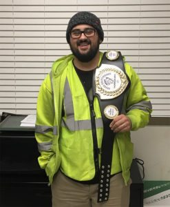 Safety in the Workplace Winner